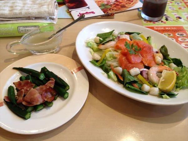2日目の昼食