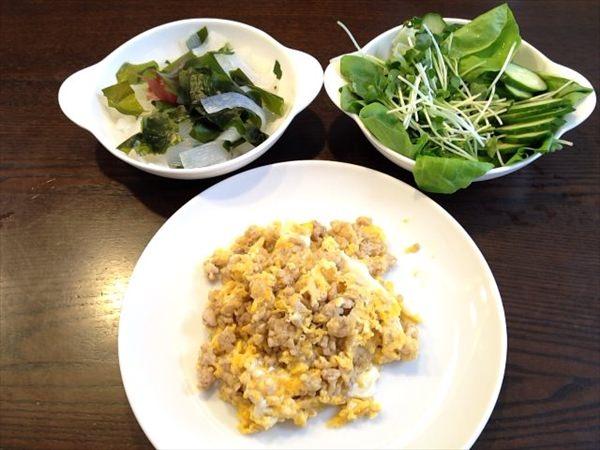 6日目の朝食