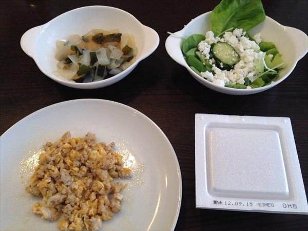 6日目の昼食