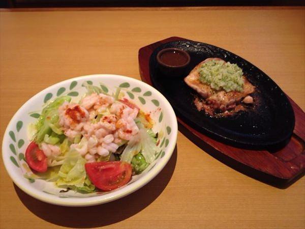 8日目の昼食