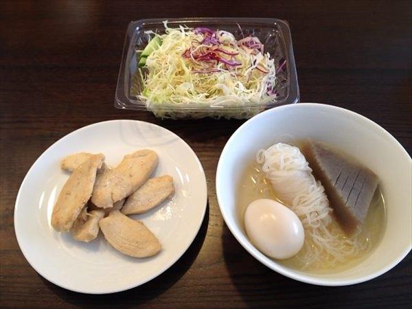 10日目の昼食