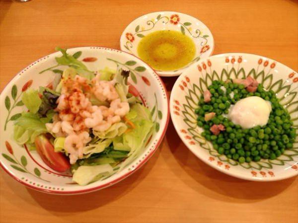 11日目の昼食