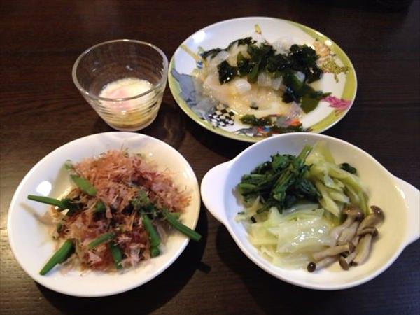 11日目の夕食