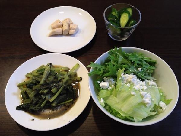 12日目の夕食