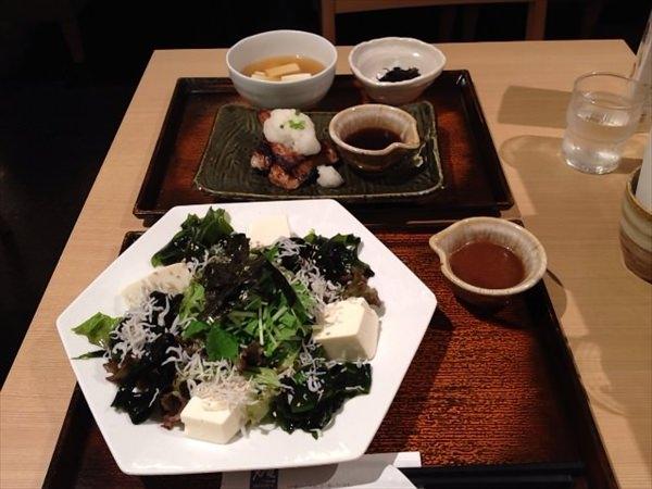15日目の昼食