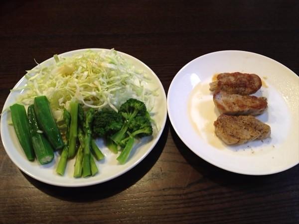 28日目の夕食
