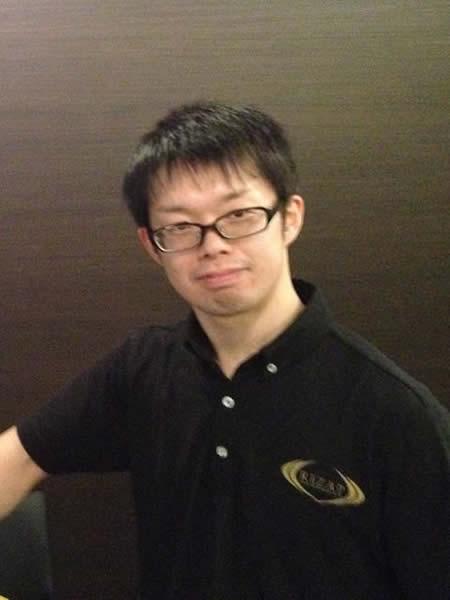 津久井和平トレーナー