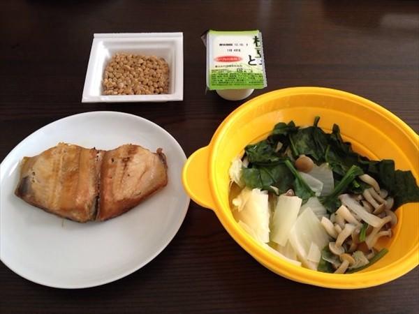 29日目の昼食