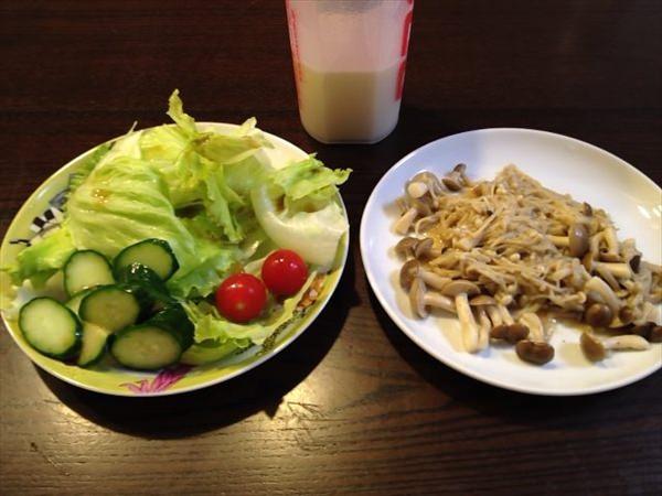 30日目の夕食