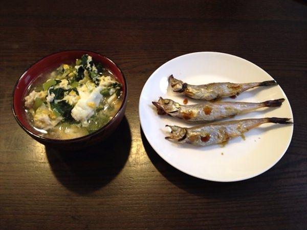 35日目の昼食1