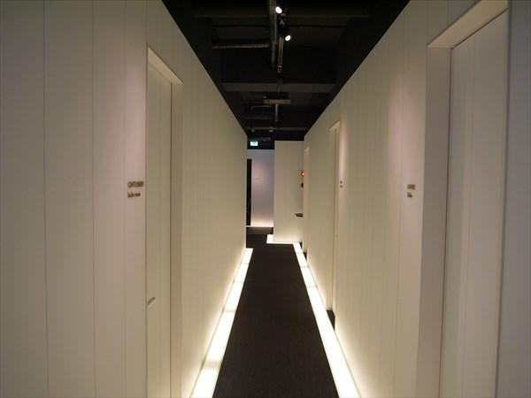 2Fの廊下