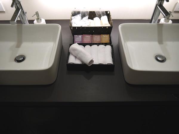 女性用の洗面台