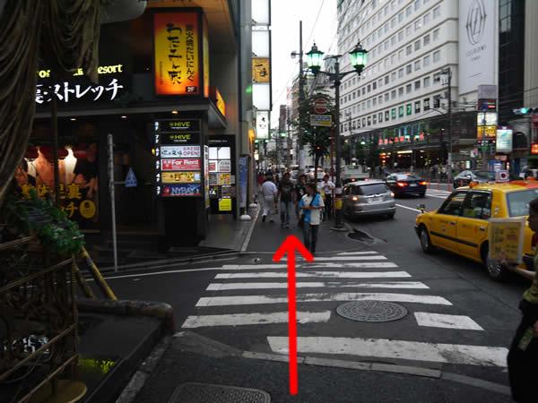 信号のない横断歩道その2