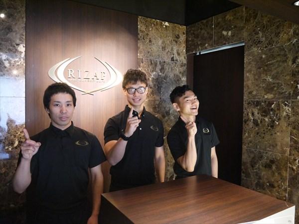 ライザップ広島店のスタッフ