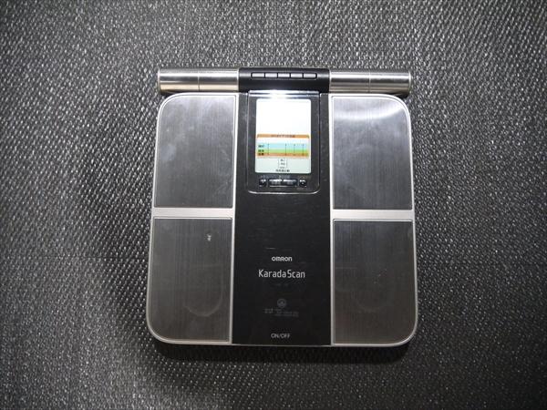 銀座店の体重計