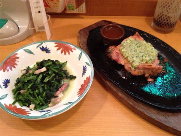 5日目の昼食