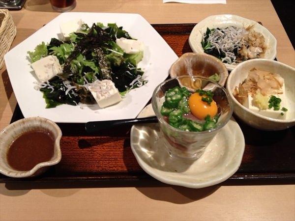 26日目の昼食