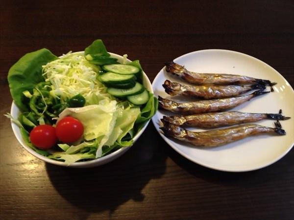 26日目の夕食
