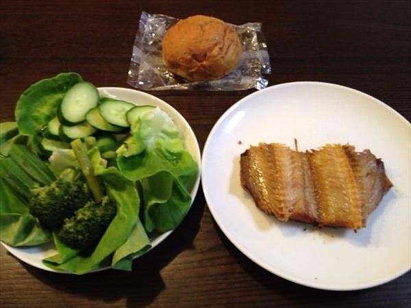 46日目の昼食2