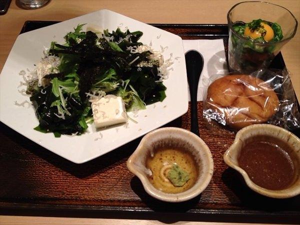47日目の昼食