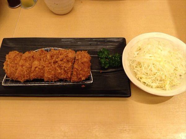 49日目の昼食
