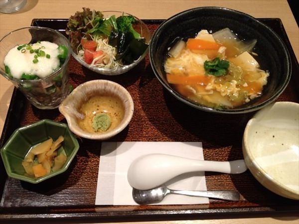 50日目の昼食