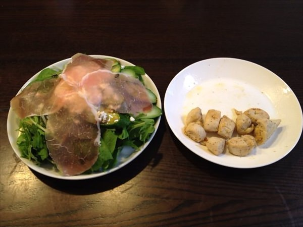 51日目の昼食