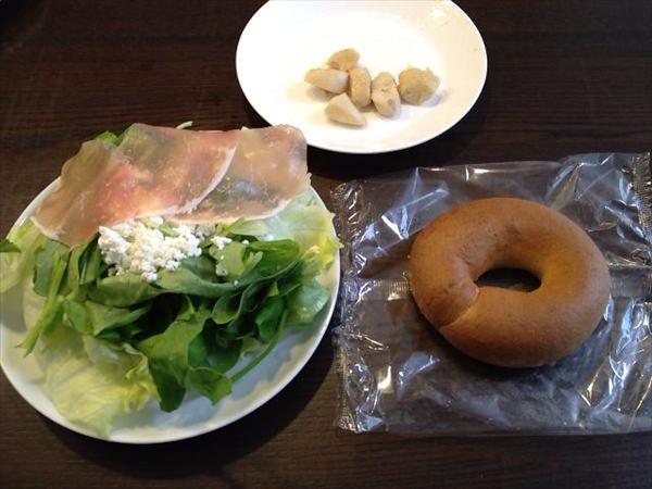 55日目の朝食