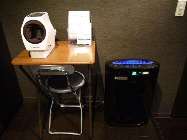 血圧計と空気清浄機