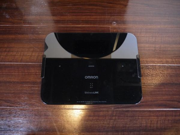 名古屋栄店で使用している体組織計