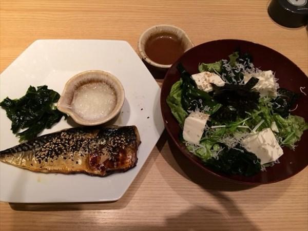 ペア52日目の昼食(嫁)