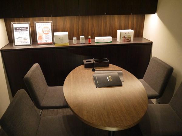神戸店のカウンセリングルーム