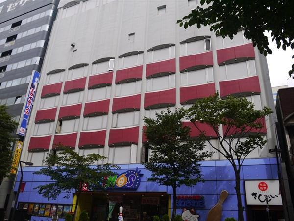 ライザップ札幌スガイディノス店の外観