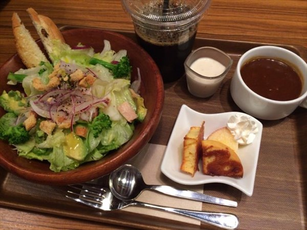 5日目の夕食