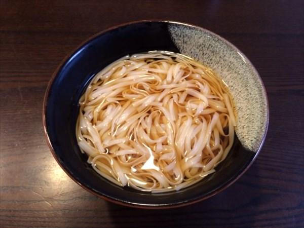 19日目の朝食の糖質ゼロ麺