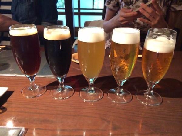コエドビール5種