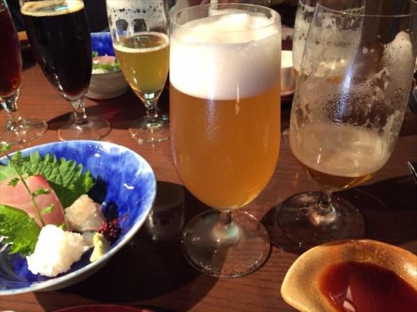 白のコエドビール