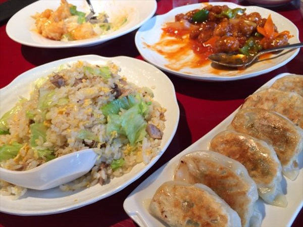 中華料理オーダー前にメタバリアNEO(4粒)