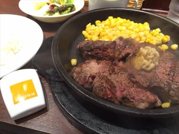 ワイルドステーキとメタバリアネオ