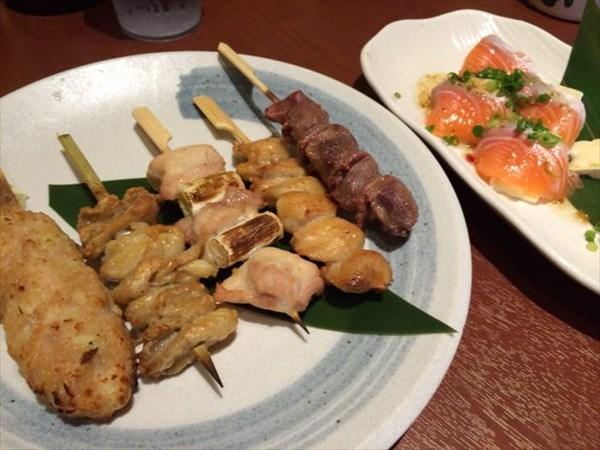 串盛り(塩)