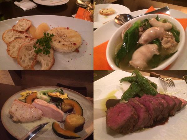 飲み会の後半で食べた料理