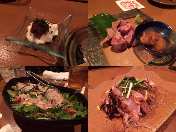 大阪オフ会で食べた鶏料理