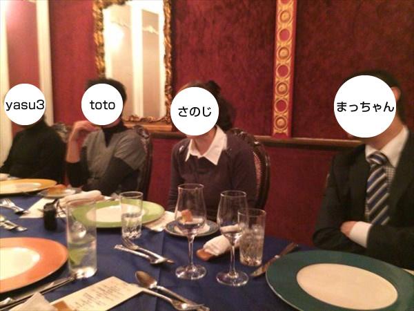 名古屋オフ会中の様子 その3