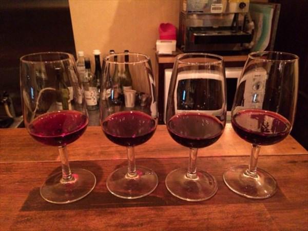 赤ワインテイスティングセット