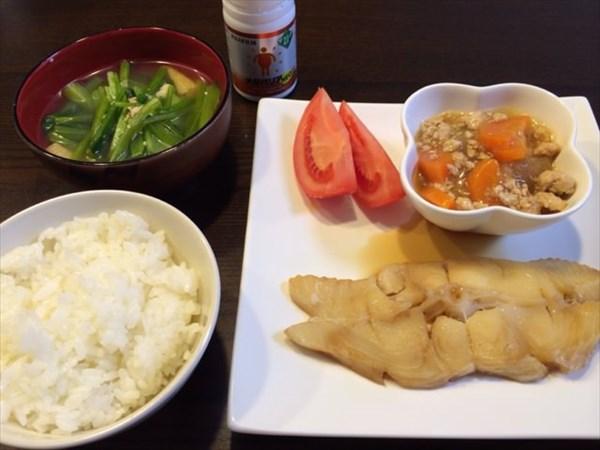 魚とご飯と味噌汁とメタバリア