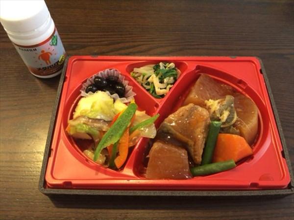 1月4日の昼食とメタバリアネオ
