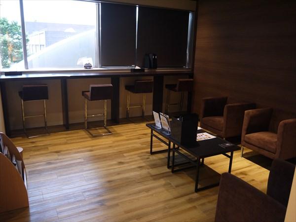 広い待合室
