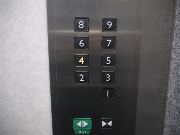 エレベーターで4Fに上がると・・・