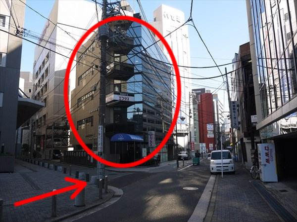 ライザップ横浜東口店のあるビル