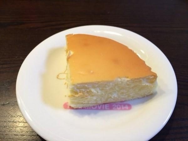 チーズケーキ1/4カット